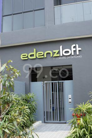 Edenz Loft Edenz Loft - Logo
