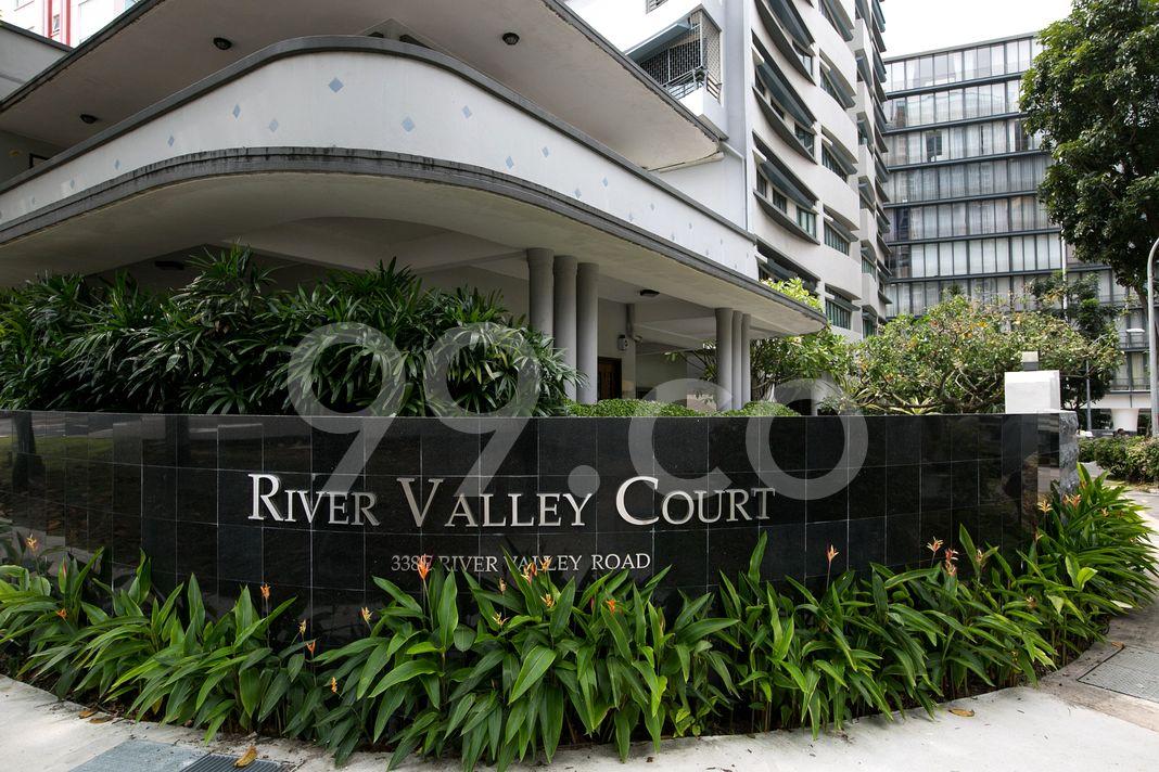 River Valley Court  Logo