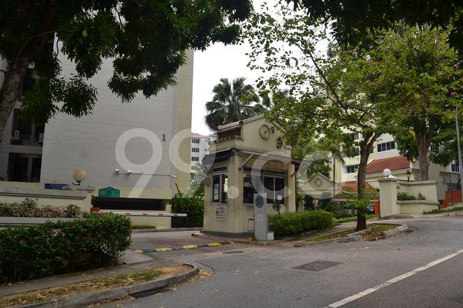 Bukit Regency Bukit Regency - Entrance