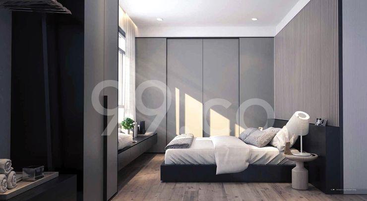 Fivenine Bedroom