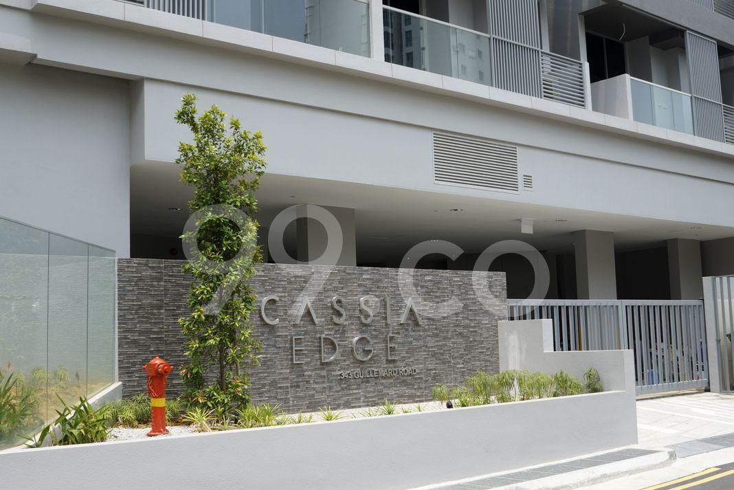 Cassia Edge  Entrance