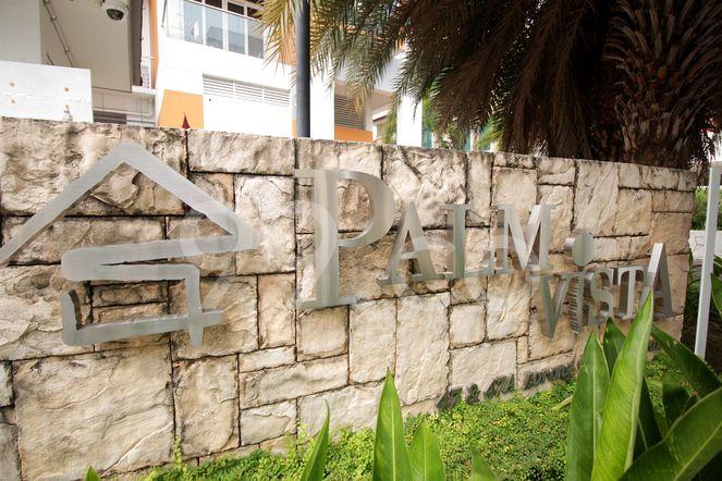 Palm Vista Palm Vista - Logo