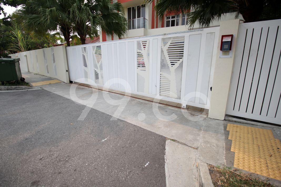 Espira Residence  Entrance