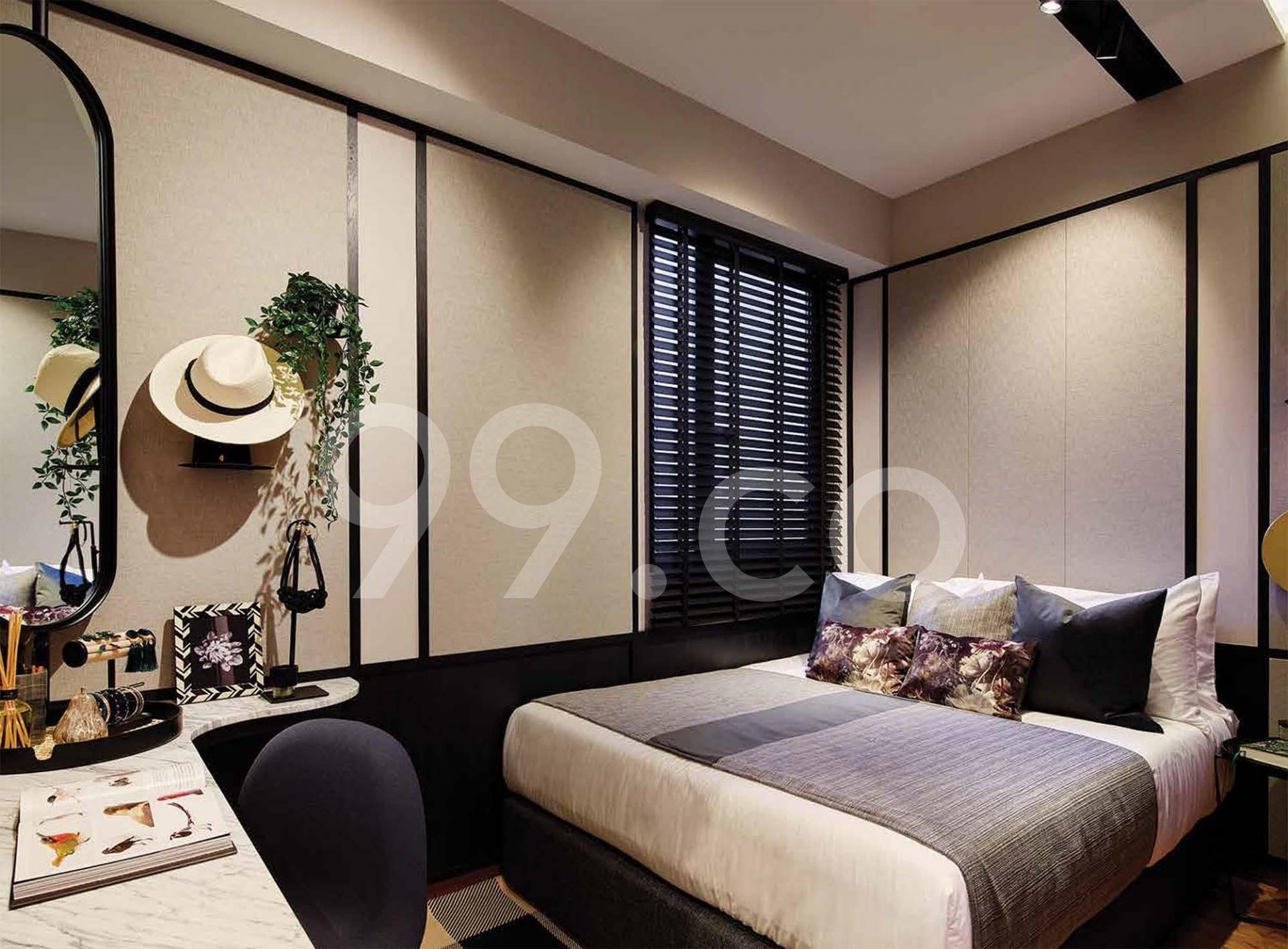Bukit 828 Bedroom