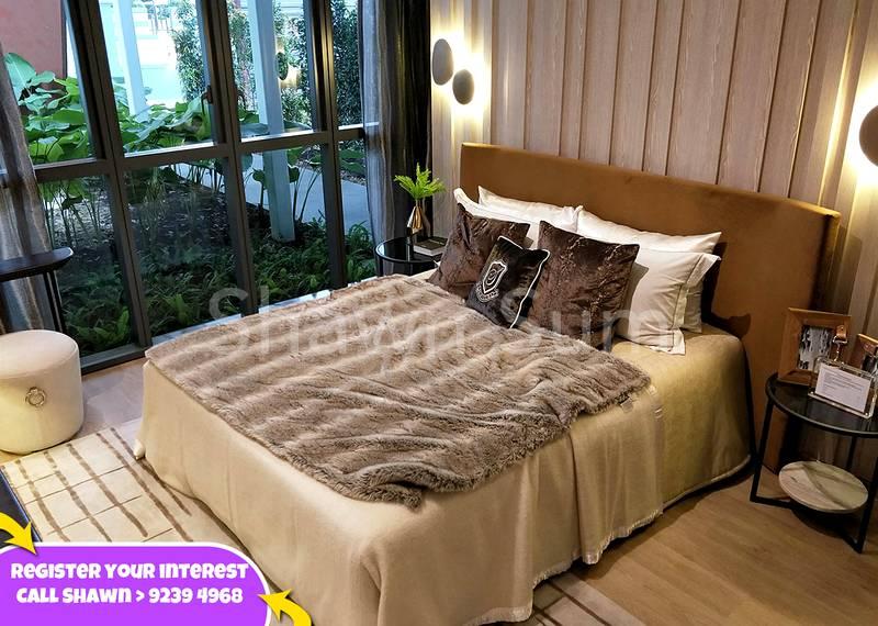 Show Unit - Bedroom 1