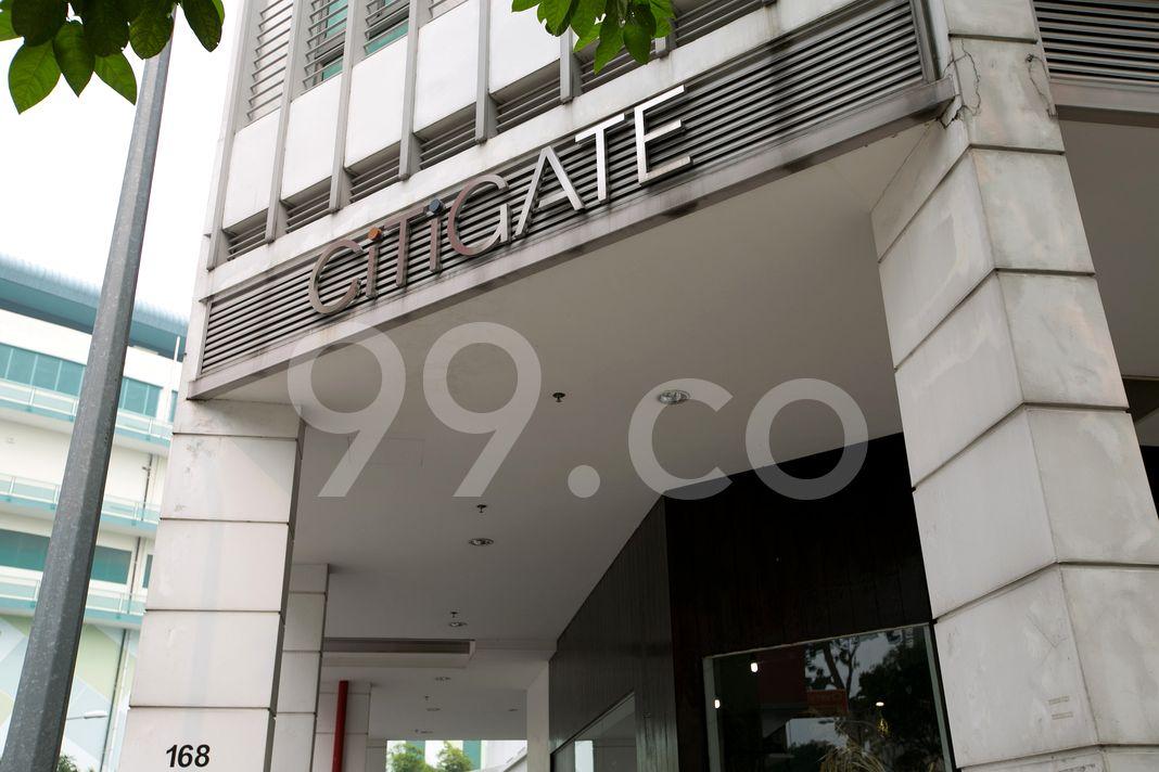 Citigate Residence  Logo