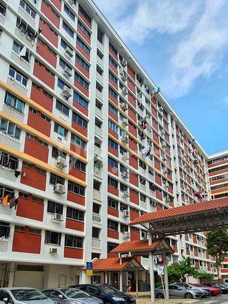 HDB-Hougang Block 434 HDB-Hougang