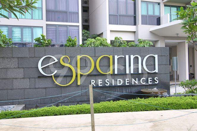 Esparina Residences Esparina Residences - Logo