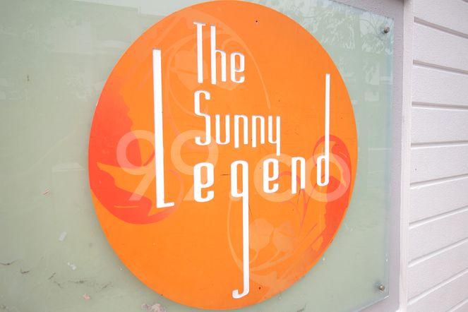 The Sunny Legend The Sunny Legend - Logo