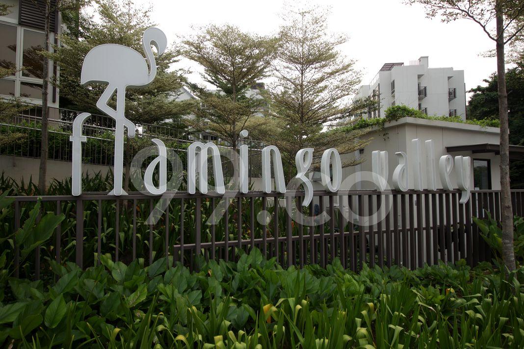 Flamingo Valley  Logo