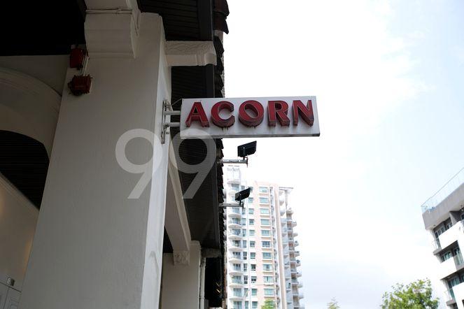 Acorn Acorn - Logo