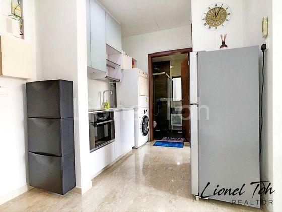 District 12 - Kitchen with Designer White Goods - Lionel Toh Realtor