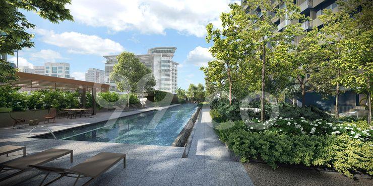 Midtown Modern Pool