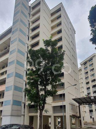 HDB-Hougang Block 155 HDB-Hougang