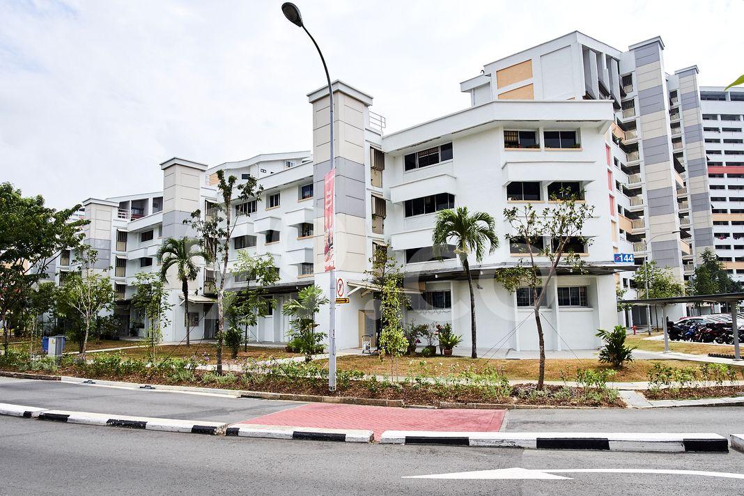 Block 144 Potong Pasir