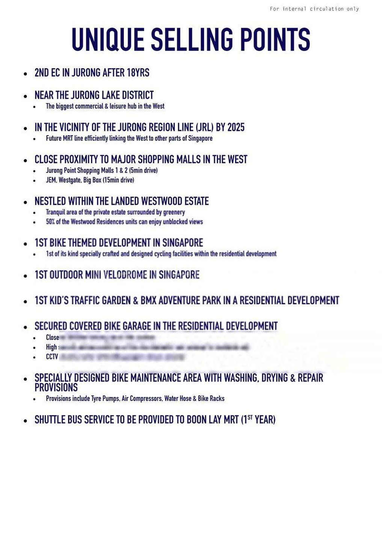 Why Westwood Residences?