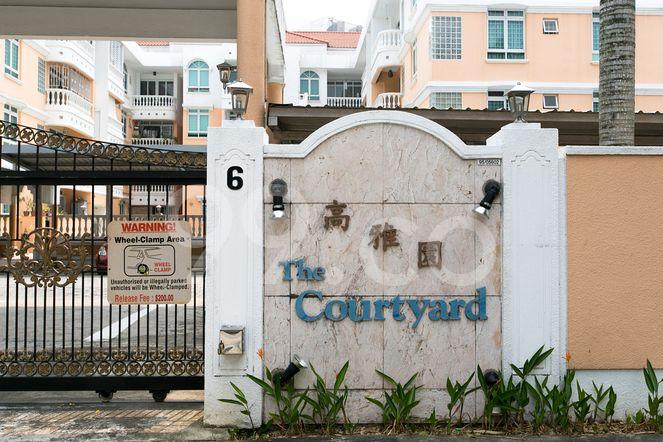 The Courtyard The Courtyard - Logo