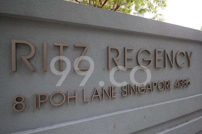 Ritz Regency Ritz Regency - Logo