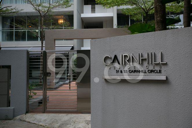 Cairnhill Residences Cairnhill Residences - Logo