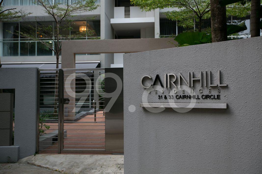 Cairnhill Residences  Logo