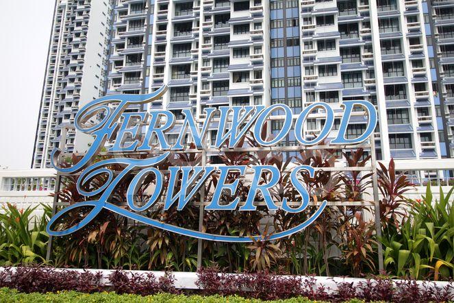 Fernwood Towers Fernwood Towers - Logo