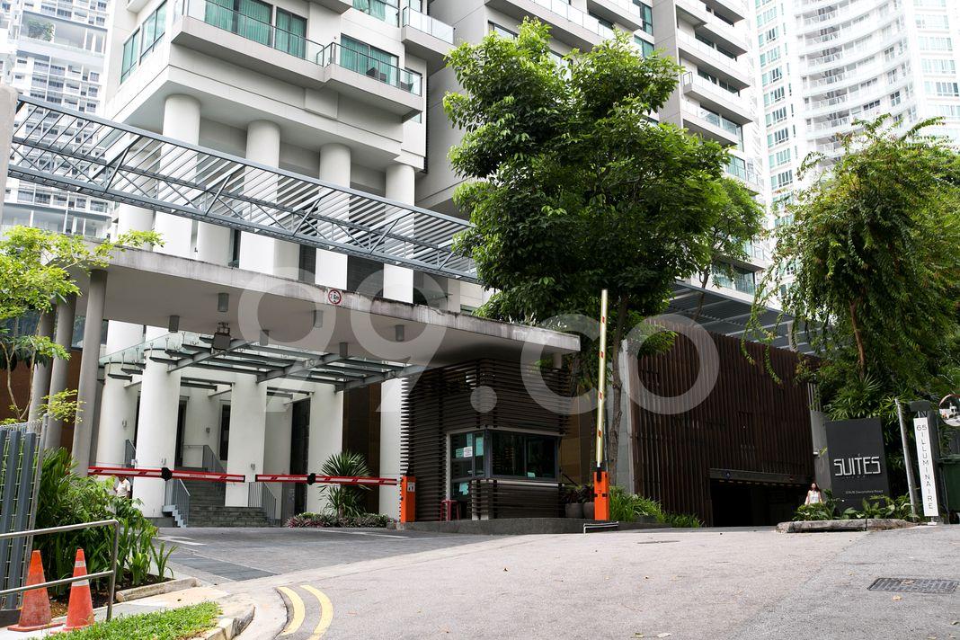 The Suites @ Central  Entrance