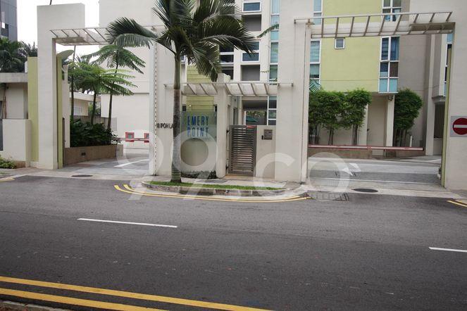 Emery Point Emery Point - Entrance