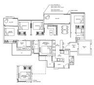 5 Bedrooms Type 5L1