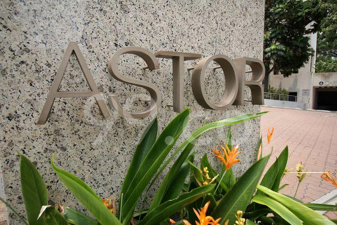 Astor Astor - Logo