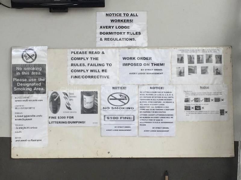 Notice Board