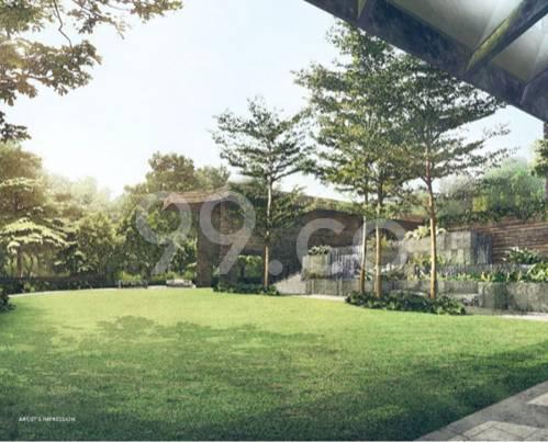 Martin Modern Garden