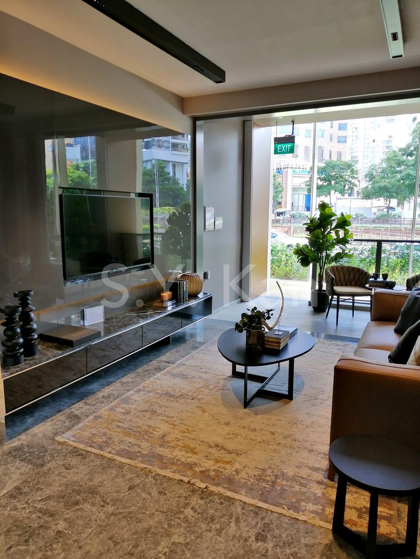 Riviere (3 Bedroom) Living Room