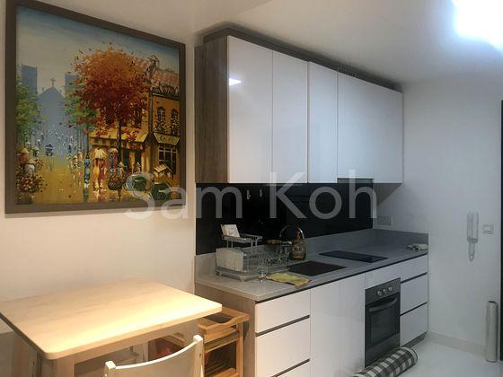 Ergonomically designed kitchen