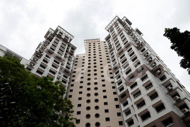 HDB-Jurong East Block 288D Jurong East