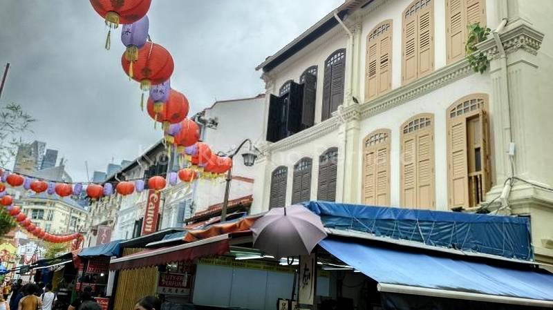 chinatown area