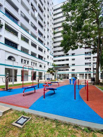 HDB-Hougang Block 578 Amenities HDB-Hougang