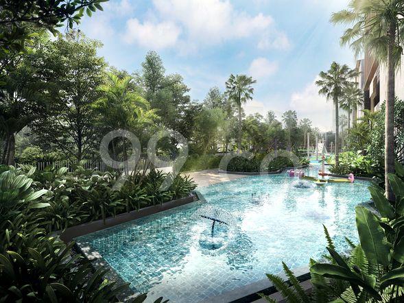 Penrose Aqua Pool