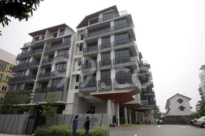 One Eighties Residences One Eighties Residences - Elevation
