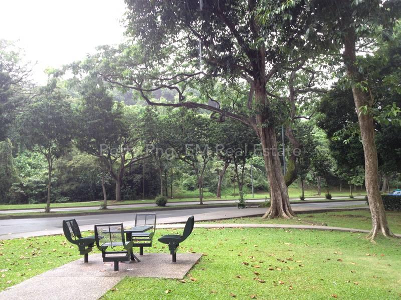 Mount Faber Park @ Telok Blangah Crescent