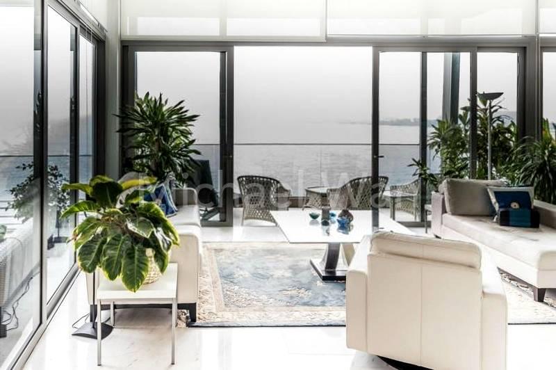 Oceanfront Duplex Penthouse #1x-11