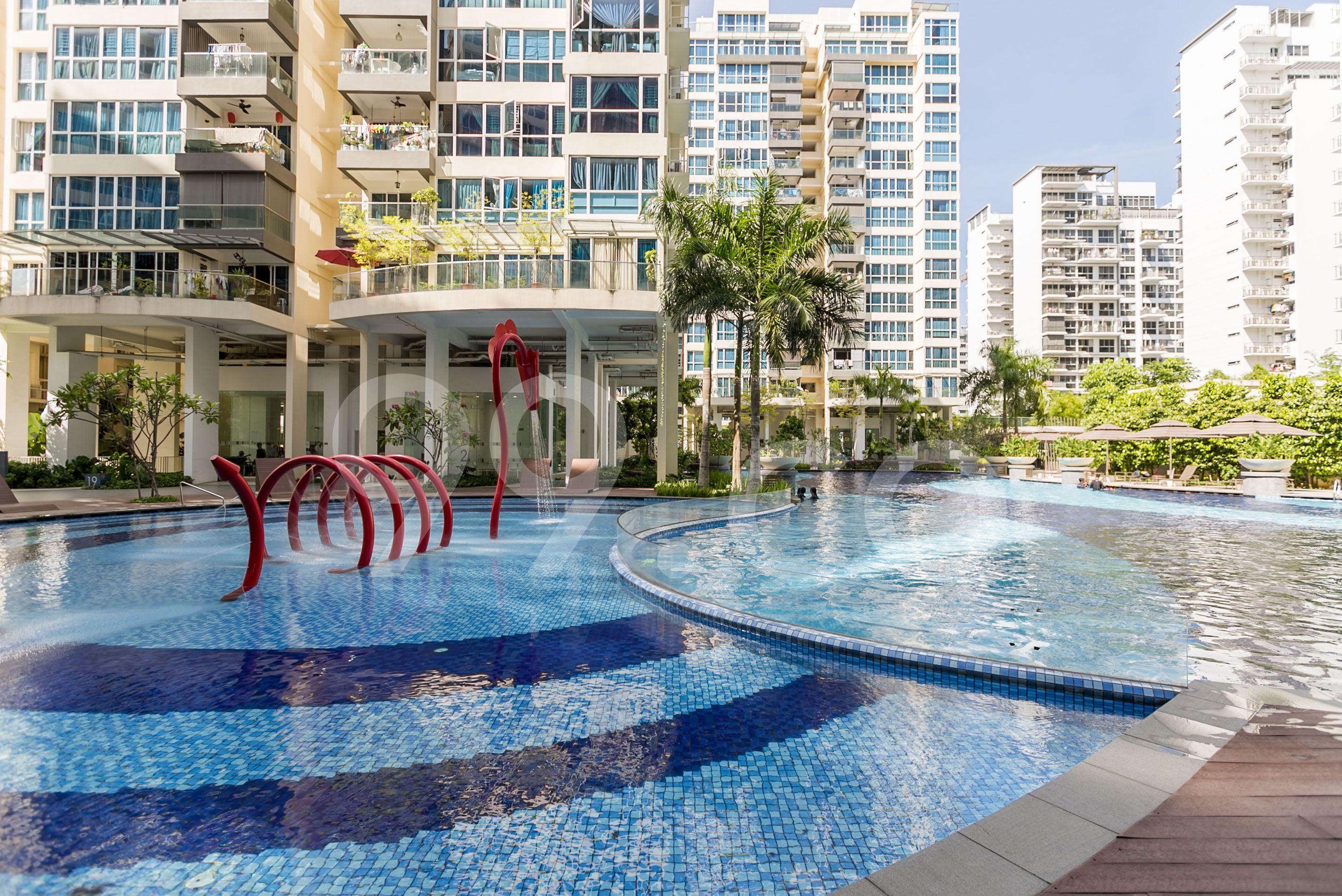 The Tampines Trilliant Pool