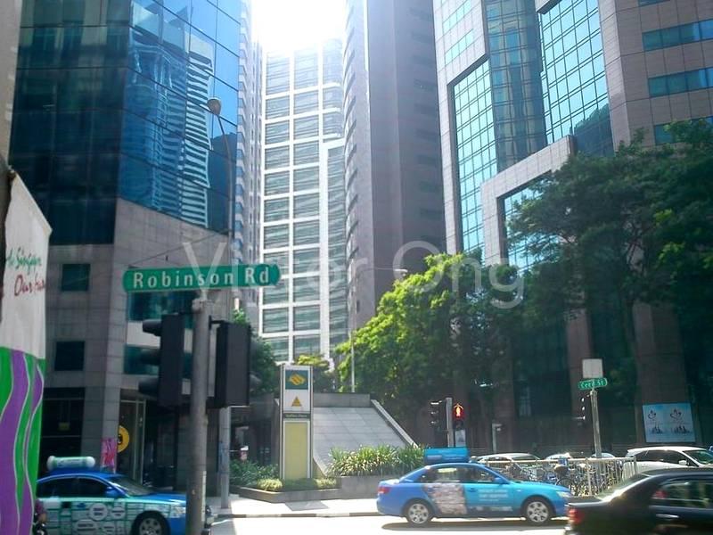 Raffles Place/Shentown Way