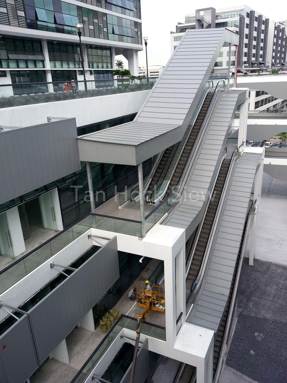 Vertical Escalators
