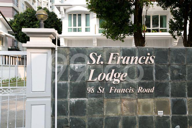St Francis Lodge St Francis Lodge - Logo