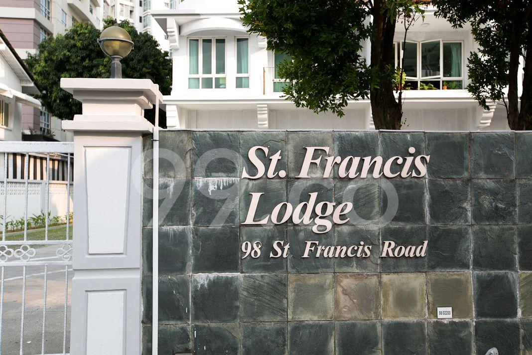 St Francis Lodge  Logo