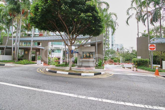 Tanamera Crest Tanamera Crest - Entrance