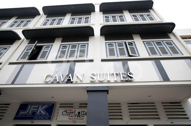 Cavan Suites Cavan Suites - Logo