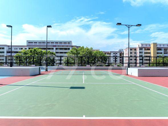 Regent Heights Regent Heights - Tennis