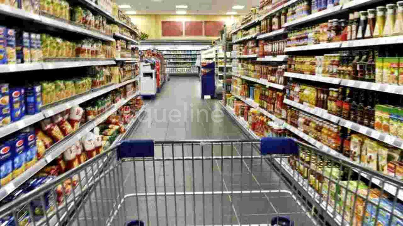 Near shops supermarket