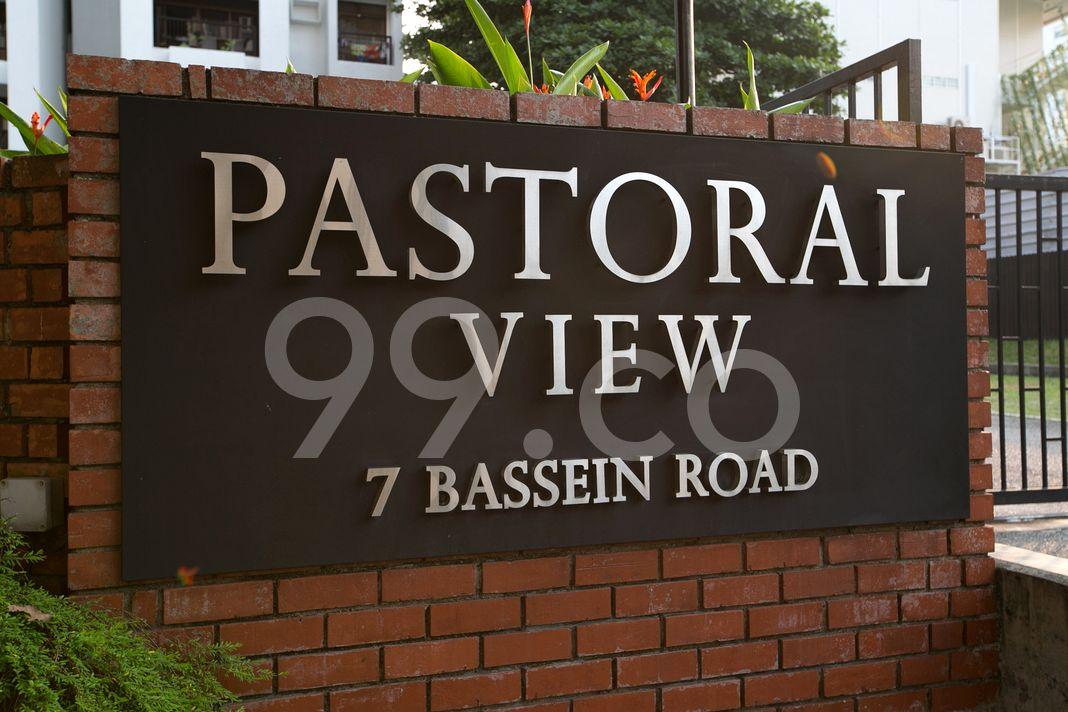 Pastoral View  Logo